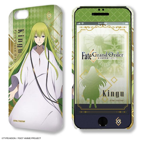 Fate/Grand Order -絶対魔獣戦線バビロニア- iPhone 6 Plus/6s Plusケース&保護シート Ver.2(キングゥ)[ライセンスエージェント]《在庫切れ》
