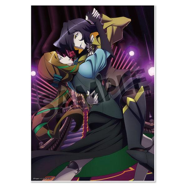 戦姫絶唱シンフォギアGX ビジュアルアクリルプレート レイア&ファラ[ホビーストック]《在庫切れ》