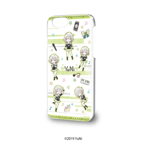 ハードケース(iPhone6/6s/7/8兼用)「YuNi」01/集合デザイン(グラフアート)[A3]《在庫切れ》