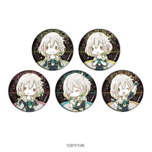 缶バッジ「YuNi」01/グラフアート 5個入りBOX[A3]《在庫切れ》