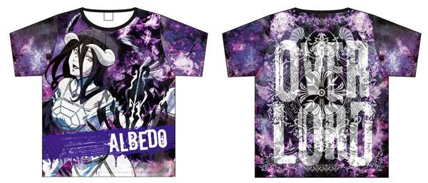 オーバーロードIII 描き下ろし フルグラフィックTシャツ アルベド[シーズナルプランツ]《在庫切れ》