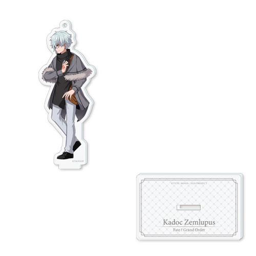 Fate/Grand Order バトルキャラ風アクリルスタンド(カドック・ゼムルプス)(再販)[ディライトワークス]【送料無料】《発売済・在庫品》