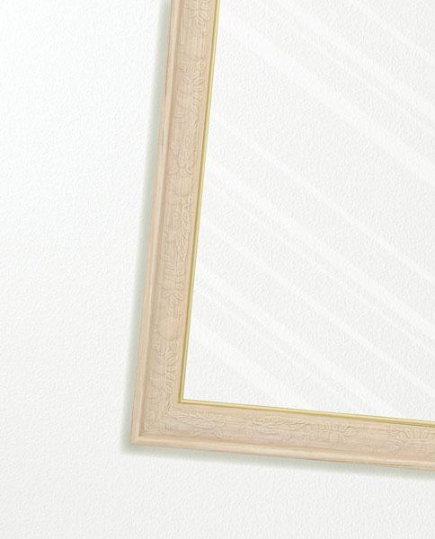 ジブリがいっぱい ジグソーパズルフレーム108&208ピース用 白木(しらき)[エンスカイ]《発売済・在庫品》