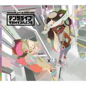 CD テンタクルズ / SPLATOON2 LIVE IN MAKUHARI -テンタライブ- 初回生産限定盤 (Blu-ray Disc付)[SME]《在庫切れ》