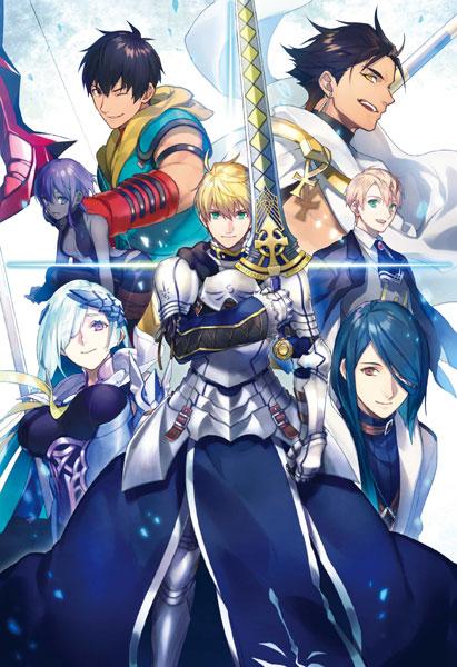 CD Fate/Prototype 蒼銀のフラグメンツ Drama CD & Original Soundtrack 5 -そして、聖剣は輝く-[アニプレックス]《在庫切れ》