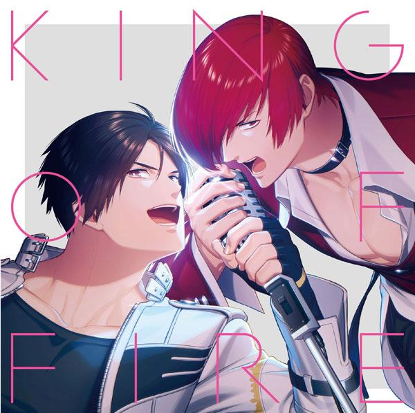 CD KING OF FIRE 通常盤[ビクターエンタテインメント]《在庫切れ》