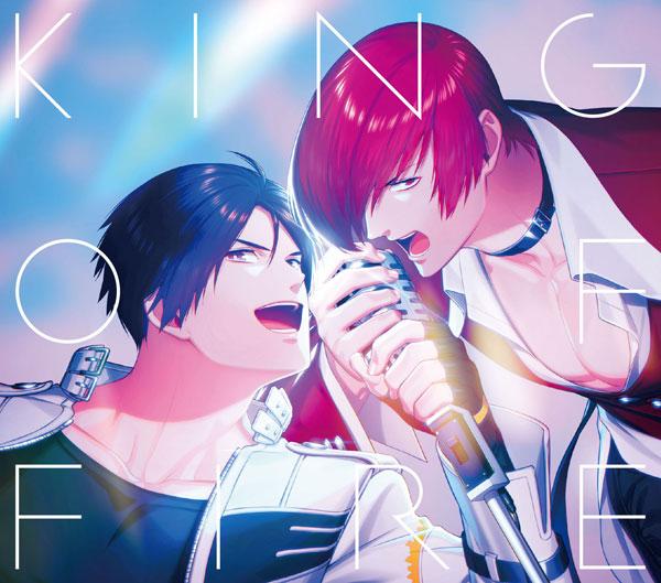 CD KING OF FIRE 初回限定盤[ビクターエンタテインメント]《発売済・在庫品》