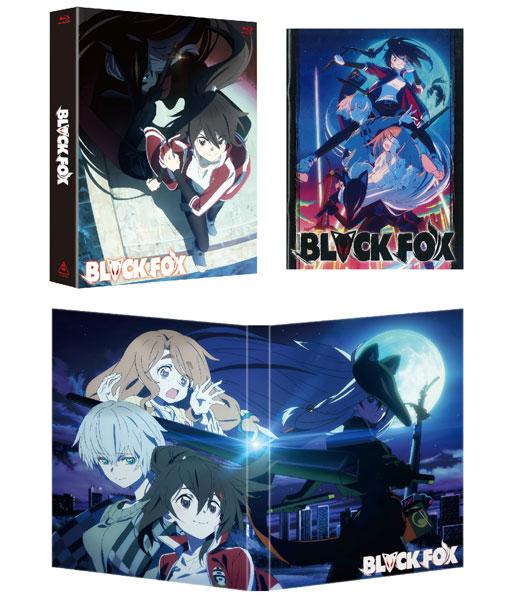 【特典】BD 劇場版 BLACK FOX 特装限定版 (Blu-ray Disc)[東映ビデオ]《在庫切れ》