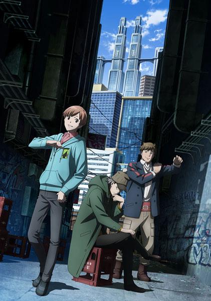 BD 歌舞伎町シャーロック Blu-ray BOX 第3巻