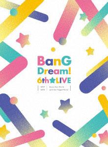 【特典】BD BanG Dream! 6th☆LIVE (Blu-ray Disc)[ブシロードミュージック]《発売済・在庫品》