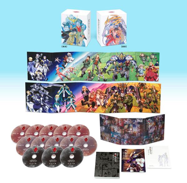 【特典】BD 機動戦士ガンダム 鉄血のオルフェンズ Blu-ray BOX Flagship Edition (初回限定生産)[バンダイナムコアーツ]【送料無料】《発売済・在庫品》