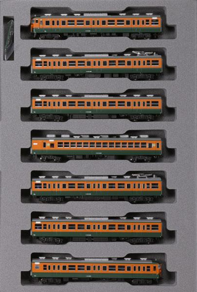 10-1586 113系 湘南色 7両基本セット[KATO]【送料無料】《発売済・在庫品》