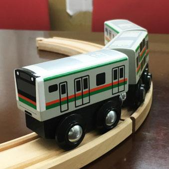 MOK-016 mokuTRAIN(モクトレイン) E233系湘南新宿ライン[ポポンデッタ]《在庫切れ》