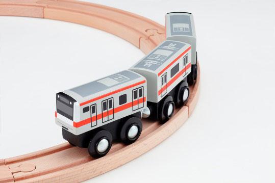 MOK-017 mokuTRAIN(モクトレイン) E233系中央線[ポポンデッタ]《在庫切れ》