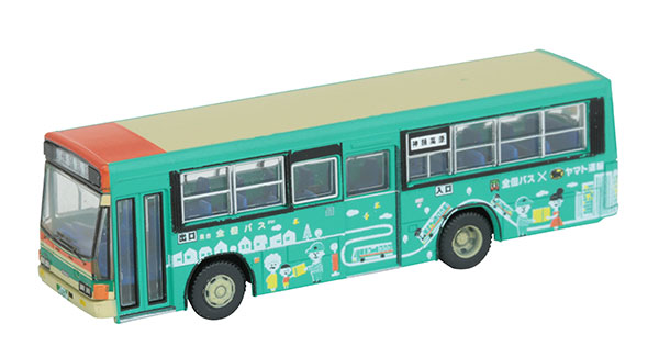 ザ・バスコレクション 全但バス×ヤマト運輸客貨混載バス[トミーテック]《発売済・在庫品》