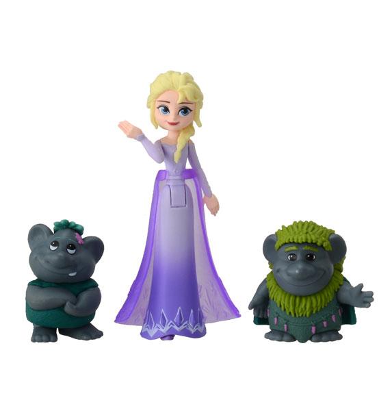 アナと雪の女王2 ピンキーコレクション エルサ&トロール[タカラトミー]《発売済・在庫品》