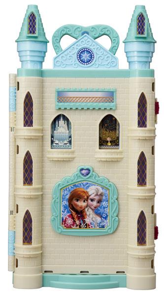プレシャスコレクション アナと雪の女王 ストーリーキャッスル[タカラトミー]《発売済・在庫品》