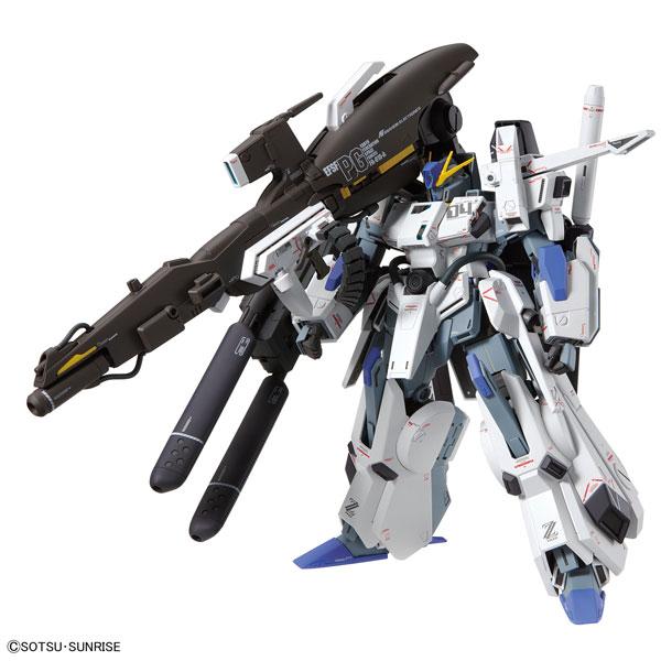 MG 1/100 FAZZ Ver.Ka プラモデル 『ガンダムセンチネル』[BANDAI SPIRITS]《02月予約》