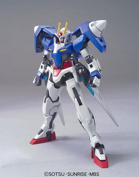 HG 機動戦士ガンダム00 1/144 ダブルオーガンダム プラモデル(再販)[BANDAI SPIRITS]《02月予約》