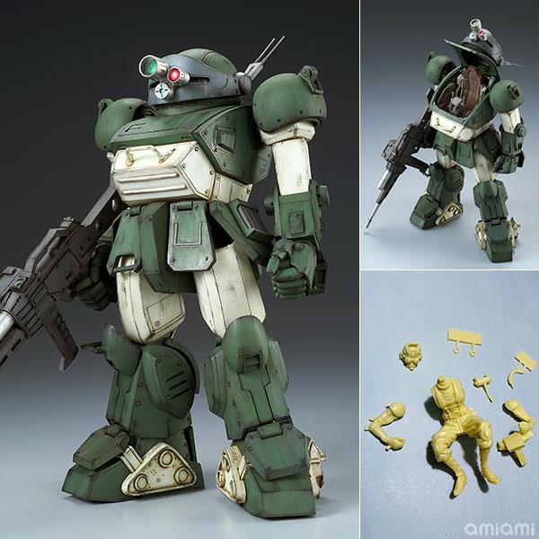 装甲騎兵ボトムズ No2A 1/24 スコープドッグDXSet カラーレジンキャスト製組み立てキット[RCベルグ]【送料無料】《在庫切れ》