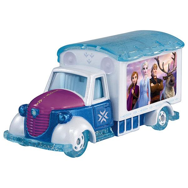 ディズニートミカ ディズニーモータース グッディキャリー アナと雪の女王2[タカラトミー]《発売済・在庫品》