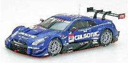 1/43 CALSONIC IMPUL GT-R SUPER GT GT500 2019 No.12[EBBRO]《在庫切れ》