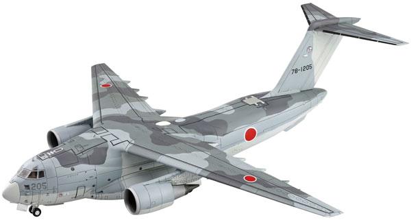 1/144 航空機 No.3 航空自衛隊 C-2 輸送機 プラモデル[アオシマ]《発売済・在庫品》