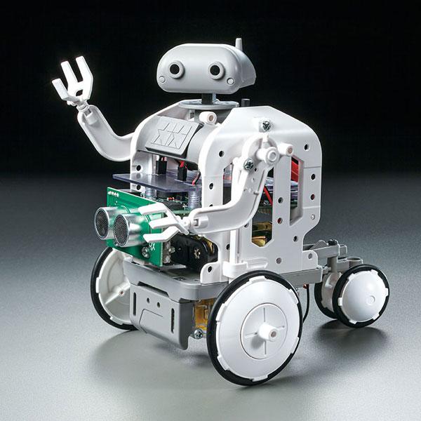 マイコンロボット工作セット (ホイールタイプ)[タミヤ]《在庫切れ》