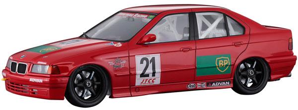 1/24 JTCC BP アドバン BMW 318i プラモデル[ハセガワ]《発売済・在庫品》