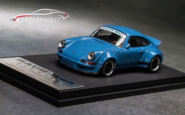 1/64 RWB 930 Ducktail Wing Blue[MODELCOLLECT]《発売済・在庫品》