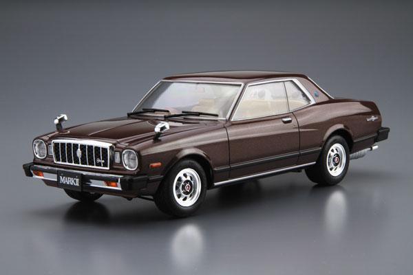 ザ・モデルカー No.41 1/24 トヨタ MX41 マークII/ チェイサー '79 プラモデル(再販)[アオシマ]《06月予約》