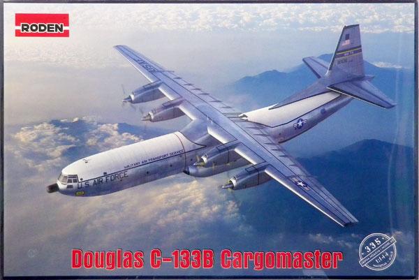 1/144 米ダグラスC-133Bカーゴマスター大型輸送機・改良型 プラモデル[ローデン]《在庫切れ》