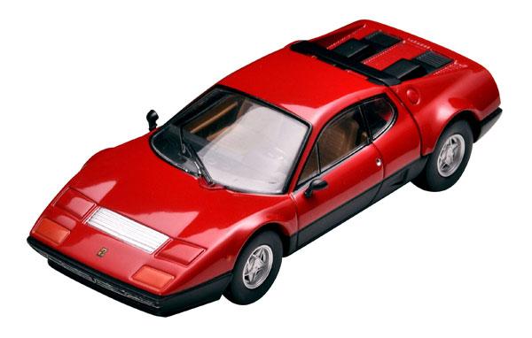 トミカリミテッドヴィンテージ ネオ TLV-NEO フェラーリ 512 BB(赤/黒)[トミーテック]《06月予約》