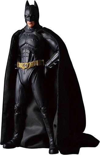 リアルアクションヒーローズ-416 BATMAN BEGINS SUIT[メディコム・トイ]《在庫切れ》