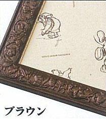 ジグソー ディズニーキャラクターズ アートフィギュアパネル 1000ピース用(ブラウン)[テンヨー]《在庫切れ》