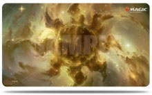 マジック:ザ・ギャザリング公式サプライ テーロス還魂記 天体土地 プレイマット(スタンダードサイズ) 平地[Ultra・PRO]《発売済・在庫品》