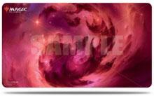 マジック:ザ・ギャザリング公式サプライ テーロス還魂記 天体土地 プレイマット(スタンダードサイズ) 山[Ultra・PRO]《発売済・在庫品》