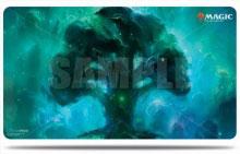 マジック:ザ・ギャザリング公式サプライ テーロス還魂記 天体土地 プレイマット(スタンダードサイズ) 森[Ultra・PRO]《発売済・在庫品》