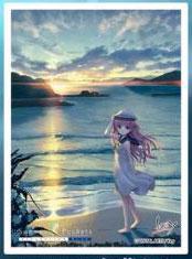 きゃらスリーブコレクション マットシリーズ Summer Pockets REFLECTION BLUE 加藤うみ(No.MT845) パック[ムービック]《04月予約》
