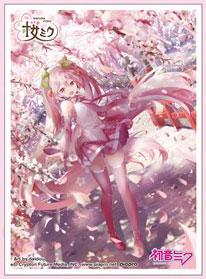 キャラクタースリーブ 初音ミク 桜ミク daidou (EN-945) パック[エンスカイ]《発売済・在庫品》