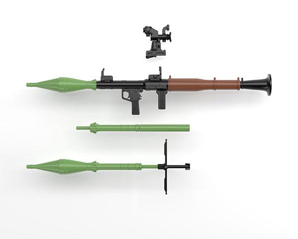 リトルアーモリー [LA061]RPG7タイプ 1/12 プラモデル[トミーテック]《05月予約》