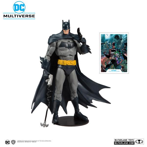 DCコミックス DCマルチバース 7インチ・アクションフィギュア #001 バットマン[Detective Comics #1000][マクファーレントイズ]《発売済・在庫品》