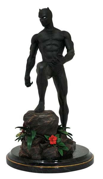 『マーベル・コミック』スタチュー プレミアコレクション ブラックパンサー[ダイアモンドセレクト]【送料無料】《在庫切れ》