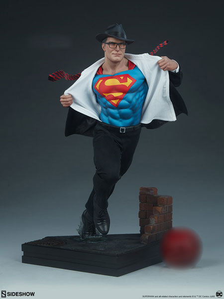 DCコミックス スーパーマン(コール・トゥ・アクション版)[サイドショウ]【同梱不可】【送料無料】《在庫切れ》