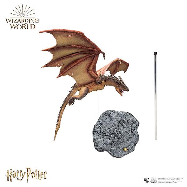 ハリー・ポッター アクションフィギュア デラックス#02 ドラゴン(ハンガリー・ホーンテイル種)[マクファーレントイズ]《在庫切れ》