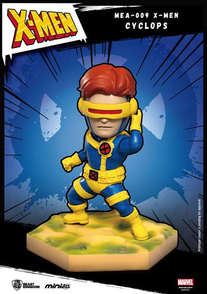ミニ・エッグアタック 『マーベル・コミック』「X-MEN」シリーズ1 サイクロップス(再販)[ビーストキングダム]《在庫切れ》