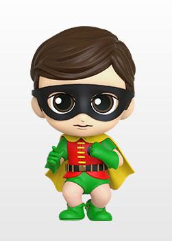 コスベイビー 『バットマン 1966年TVシリーズ』[サイズS]ロビン[ホットトイズ]《発売済・在庫品》
