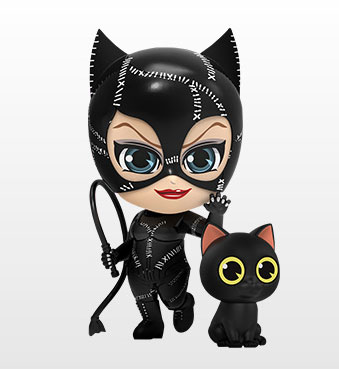 コスベイビー 『バットマン リターンズ』[サイズS]キャットウーマン(猫付き版)[ホットトイズ]《発売済・在庫品》