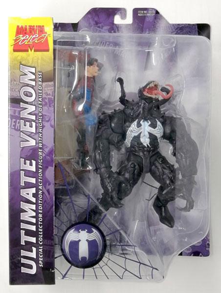 マーベルセレクト スパイダーマン アルティメット・ヴェノム