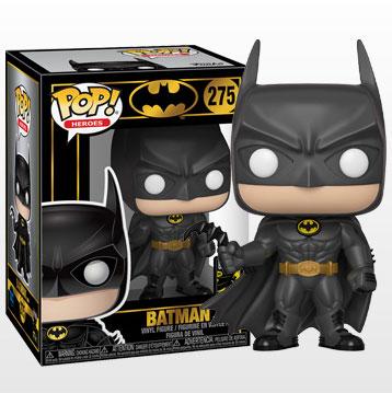 POP! 『バットマン80周年』バットマン(映画『バットマン』版)[ファンコ]《発売済・在庫品》